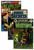 Bronze Age (1970-1979):Horror, DC Horror - Savannah pedigree Group (DC, 1960-74) Condition:Average VF/NM.... (Total: 6 )