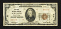 National Bank Notes:Pennsylvania, Scranton, PA - $20 1929 Ty. 2 The First NB Ch. # 77. ...
