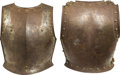 Military & Patriotic:WWI, French Cuirass, Second Empire, Circa 1855....
