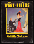 """Movie Posters:Comedy, My Little Chickadee (Universal, 1940). Pressbook (10 Pages, 17.5"""" X23""""). Comedy.. ..."""