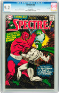 Silver Age (1956-1969):Horror, Showcase #61 The Spectre - Twin Cities pedigree (DC, 1966) CGC NM-9.2 White pages....