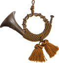 Military & Patriotic:WWI, Austrian Postal Horn Dated 1866....