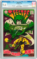 Silver Age (1956-1969):Superhero, The Spectre #7 Twin Cities pedigree (DC, 1968) CGC NM+ 9.6 White pages....