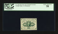 Fractional Currency:First Issue, Fr. 1243 10¢ First Issue PCGS Choice About New 58.. ...
