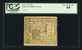 Colonial Notes:Delaware, Delaware January 1, 1776 10s PCGS Very Choice New 64.. ...
