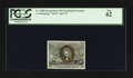 Fractional Currency:Second Issue, Fr. 1286 25¢ Second Issue PCGS New 62.. ...