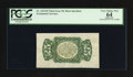 Fractional Currency:Third Issue, Fr. 1294SP 25¢ Third Issue Wide Margin Back PCGS Apparent Very Choice New 64.. ...