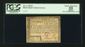 Colonial Notes:Rhode Island, Fully Signed Low Number 37 Rhode Island July 2, 1780 $5 PCGSApparent Choice About New 55.. ...