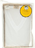 Football Collectibles:Others, 1960's Vince Lombardi Packers Endorsed Long Underwear in Original Package....