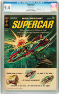 Silver Age (1956-1969):Science Fiction, Supercar #1 (Gold Key, 1962) CGC NM 9.4 Off-white pages....