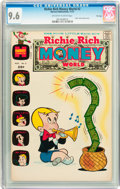 Bronze Age (1970-1979):Humor, Richie Rich Money World #2 File Copy (Harvey, 1972) CGC NM+ 9.6Off-white to white pages....