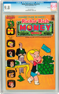 Bronze Age (1970-1979):Humor, Richie Rich Money World #6 File Copy (Harvey, 1973) CGC NM/MT 9.8Off-white to white pages....