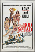 "Movie Posters:Exploitation, The Bod Squad (Film Ventures International, 1974). One Sheet (27"" X 41""). Exploitation.. ..."