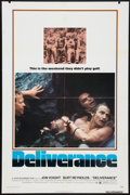 """Movie Posters:Action, Deliverance (Warner Brothers, 1972). One Sheet (27"""" X 41""""). Action.. ..."""