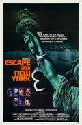 "Movie Posters:Science Fiction, Escape from New York (Avco Embassy, 1981). One Sheet (27"" X 41"") Advance.. ..."