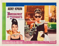 "Movie Posters:Romance, Breakfast at Tiffany's (Paramount, 1961). Lobby Card (11"" X 14"")....."