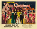 """Movie Posters:Musical, White Christmas (Paramount, 1954). Half Sheet (22"""" X 28"""") Style B.. ..."""