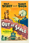 "Movie Posters:Animated, Out of Scale (RKO, 1951). One Sheet (27"" X 41"").. ..."