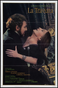 "La Traviata (Universal, 1983). One Sheet (27"" X 41""). Musical"