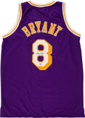 Basketball Collectibles:Uniforms, Kobe Bryant Signed Jersey - Full Name Signature....