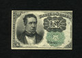 Fractional Currency:Fifth Issue, Fr. 1264 10c Fifth Issue Extremely Fine. Some light evidence of circulation is seen on this scarcer green seal Meredith....
