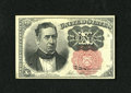 Fractional Currency:Fifth Issue, Fr. 1265 10c Fifth Issue Choice New. A couple of natural paper wrinkles are seen on this bright and colorful long key note....
