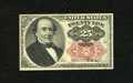 Fractional Currency:Fifth Issue, Fr. 1308 25c Fifth Issue Very Choice New. A very nice example ofthis scarcer long key variety.. From The Bill and Kathy S...