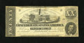 "Confederate Notes:1862 Issues, T51 $20 1862. This Fine $20 is a PF-11 Cr. 366.. From TheWilliam A. ""Bill"" Bond Collection..."