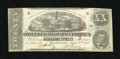 Confederate Notes:1863 Issues, T58 $20 1863. A wavy-line surrounding a block-letter CSA watermarkdesignates this Extremely Fine example as a PF-19, Cr...