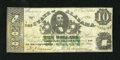 Obsoletes By State:Alabama, Montgomery, AL- State of Alabama $10 Jan. 1, 1864. The paper is solid and the green overprint, still sufficiently green. V...