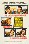 "Movie Posters:Academy Award Winners, From Here to Eternity (Columbia, 1953). One Sheet (27"" X 41"").. ..."