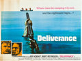 "Movie Posters:Action, Deliverance (Warner Brothers, 1972). British Quad (30"" X 40"").. ..."