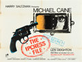 "Movie Posters:Thriller, The Ipcress File (Universal, 1965). British Quad (30"" X 40"").. ..."