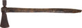 Military & Patriotic:Pre-Civil War, Late 18th Early 19th Century American Pipe Tomahawk....