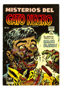 Golden Age (1938-1955):Horror, Misterios del Gato Negro #21 File Copy (Harvey, 1954) Condition:FN....