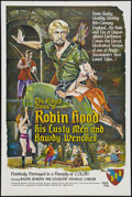 "Movie Posters:Adult, The Ribald Tales of Robin Hood Lot (Entertainment Ventures, Inc.,1969). One Sheets (2) (28"" X 42"" and 24"" X 40""). Adult.. ...(Total: 2 Items)"
