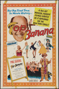 """Movie Posters:Comedy, Top Banana (United Artists, 1954). One Sheet (27"""" X 41""""). Comedy....."""