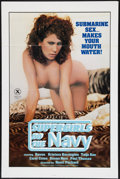 "Movie Posters:Adult, Supergirls Do the Navy and Other Lot (Nibo, 1984). One Sheets (2)(27"" X 41""). Adult.. ... (Total: 2 Items)"