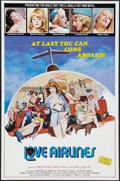"""Movie Posters:Adult, Love Airlines Lot (Unknown, 1978). One Sheets (2) (27"""" X 41"""" and 25"""" X 38""""). Adult.. ... (Total: 2 Items)"""