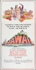 "Movie Posters:Drama, Hawaii Lot (United Artists, 1966). Three Sheets (2) (41"" X 81""). Drama.. ... (Total: 2 Items)"