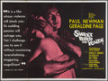 "Movie Posters:Drama, Sweet Bird Of Youth (MGM, 1962). British Quad (30"" X 40""). Drama....."
