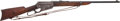 Military & Patriotic:WWI, Winchester M1895 Rifle with Saddle Ring #78131, Mfg. Early 1915....