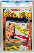 Silver Age (1956-1969):Superhero, Showcase #39 Metal Men - Twin Cities pedigree (DC, 1962) CGC VF+ 8.5 Off-white to white pages....