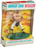 Baseball Collectibles:Hartland Statues, 1969 Transogram Frank Robinson Figurine In Complete Box. ...