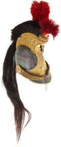 Military & Patriotic:Foreign Wars, Model 1825 French Dragoon Helmet...
