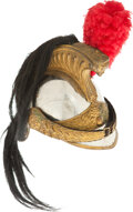 Military & Patriotic:Foreign Wars, French Model 1874 Cuirassier Officers Helmet...