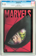Modern Age (1980-Present):Superhero, Marvels #4 (Marvel, 1994) CGC NM/MT 9.8 White pages....