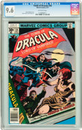 Bronze Age (1970-1979):Horror, Tomb of Dracula #56 (Marvel, 1977) CGC NM+ 9.6 Off-white pages....