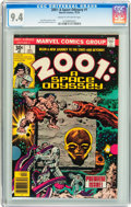 Bronze Age (1970-1979):Science Fiction, 2001: A Space Odyssey #1 and 5 CGC-Graded Group (Marvel, 1976-77) CGC NM 9.4.... (Total: 2 Comic Books)