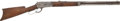 Military & Patriotic:Indian Wars, Winchester M1886 Rifle #56133, Mfg. 1891....
